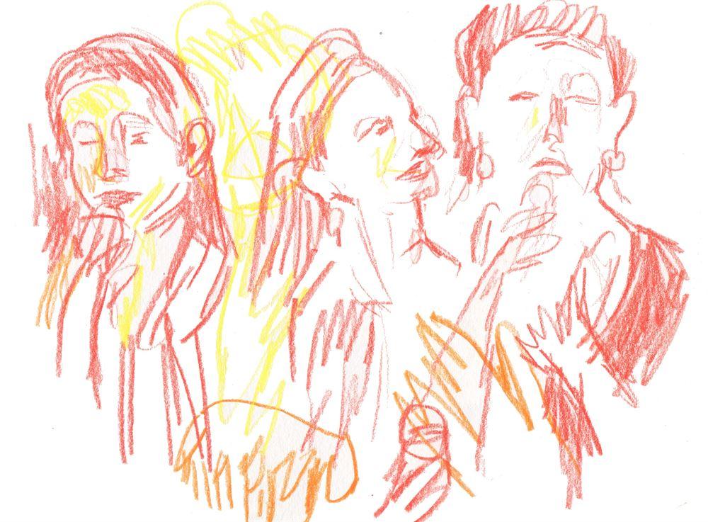 anita o brien sketch