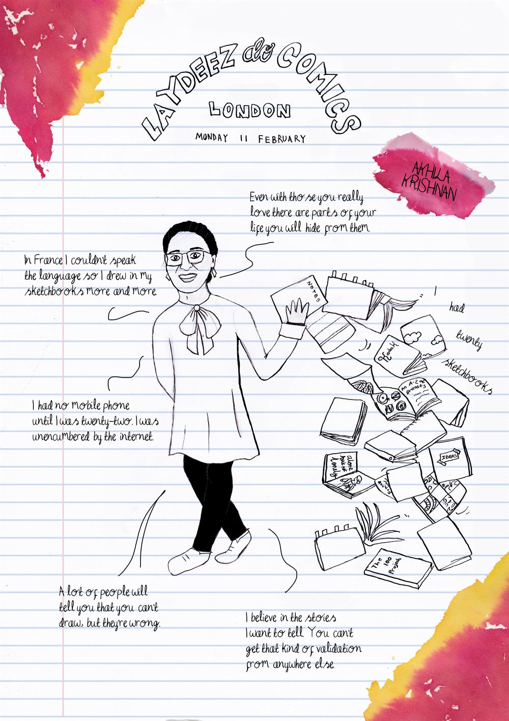 Laydeez Do Comics Blog - Page 1