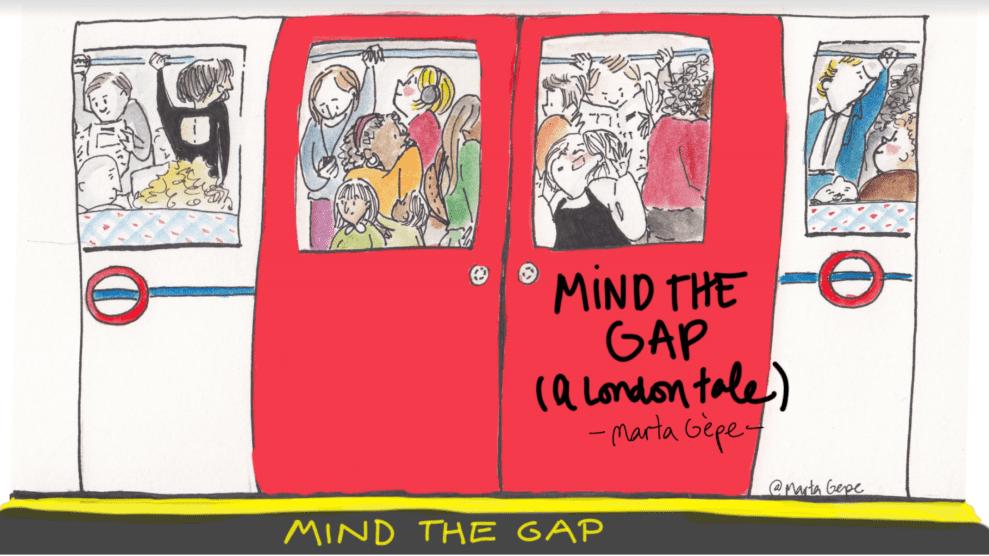 marta gepe mind the gap ldcomics graphic novel competition 2020 longlist